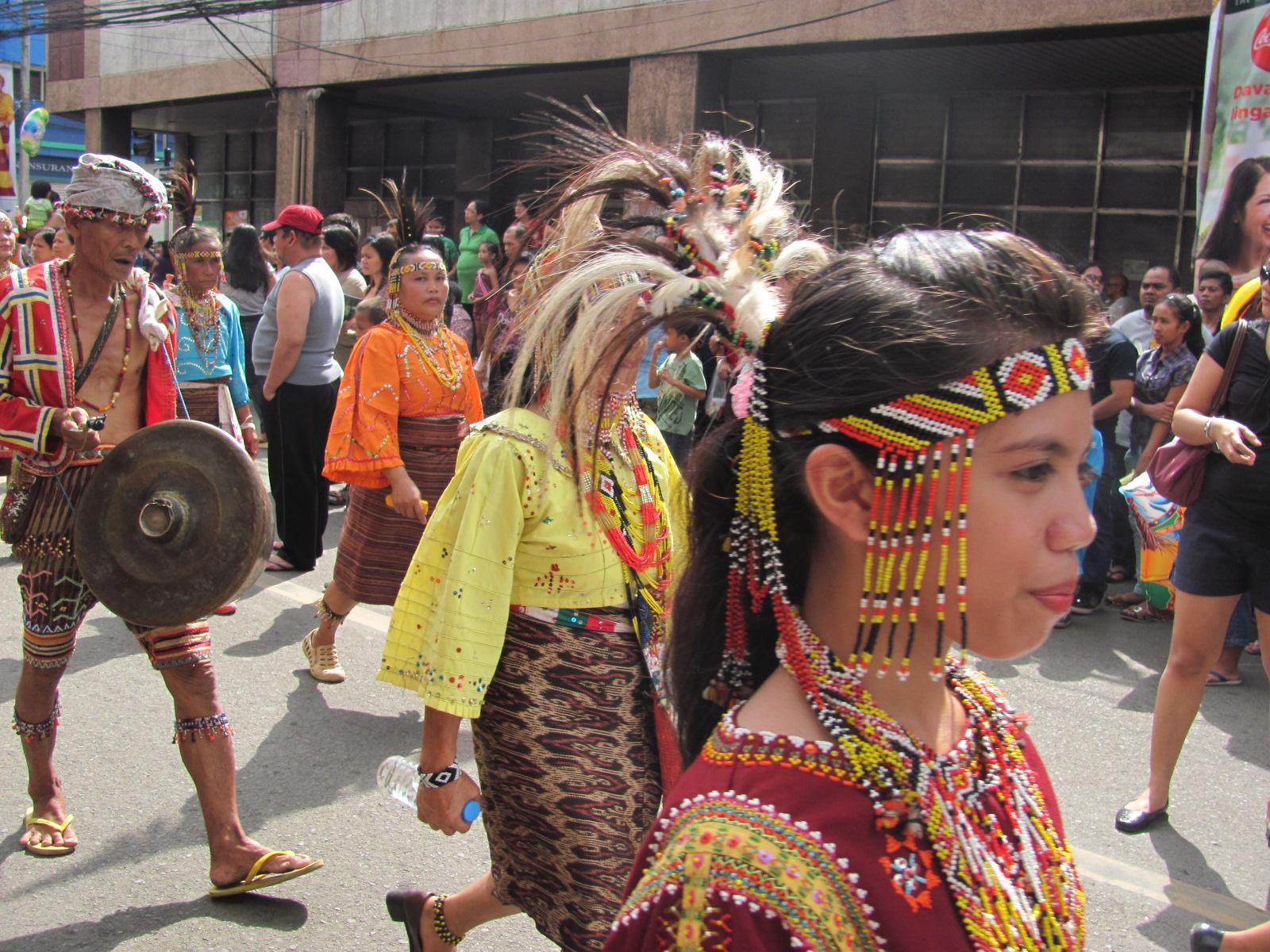Kadayawan 2011 Pictures of Davao's Ethnic Costume | Davao