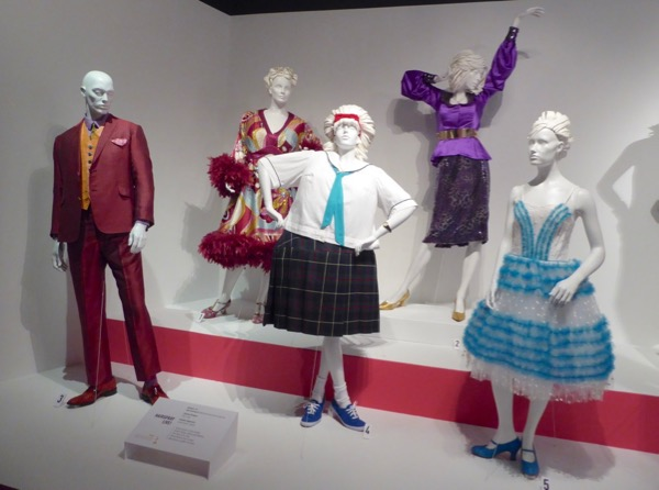Hairspray Live TV costumes