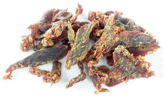 tuna jerky