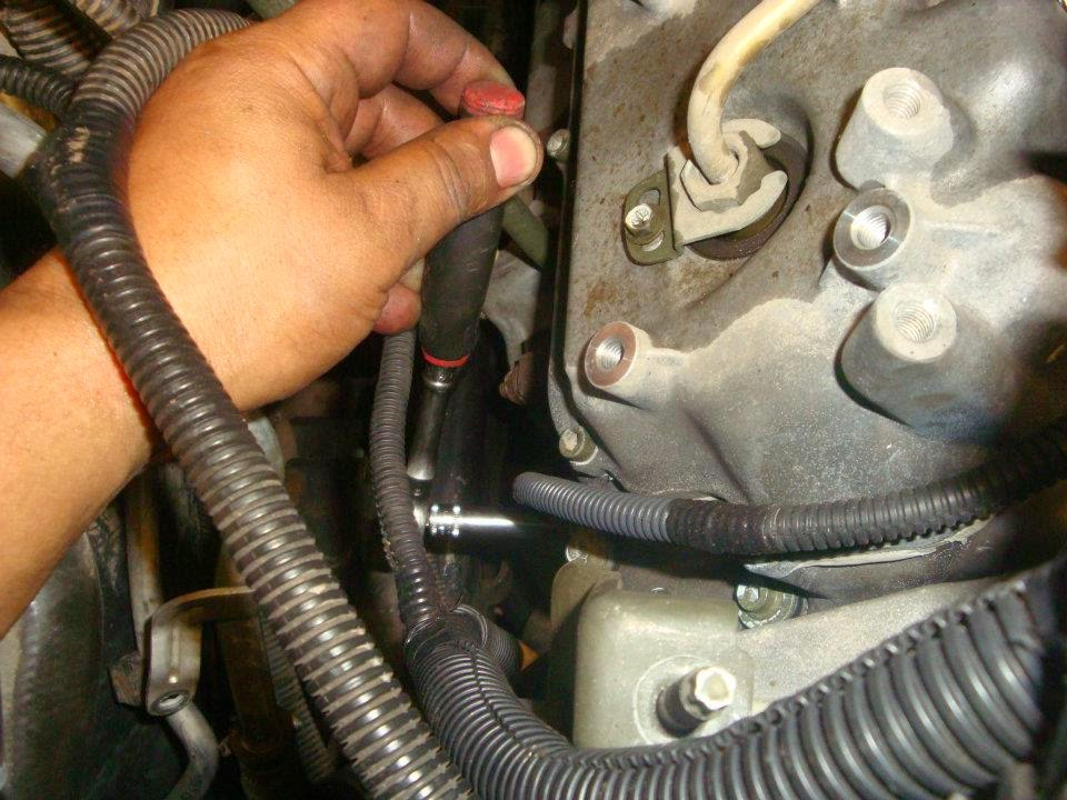 Toxic Diesel Performance : How to Remove LB7 Duramax Fuel Injectors