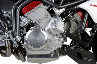 New FGR Midalu 2500 V6 engine image