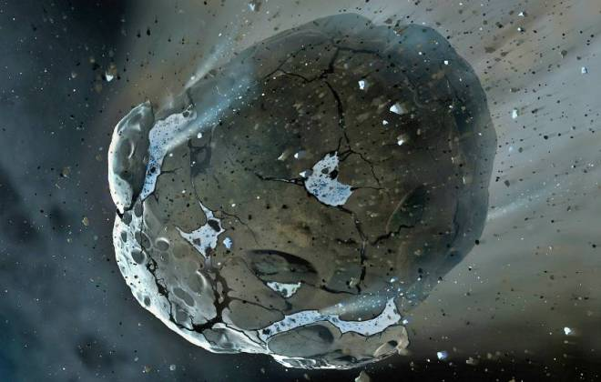 Nasa detecta asteroide 'potencialmente perigoso' vindo à Terra a 107 mil km/h