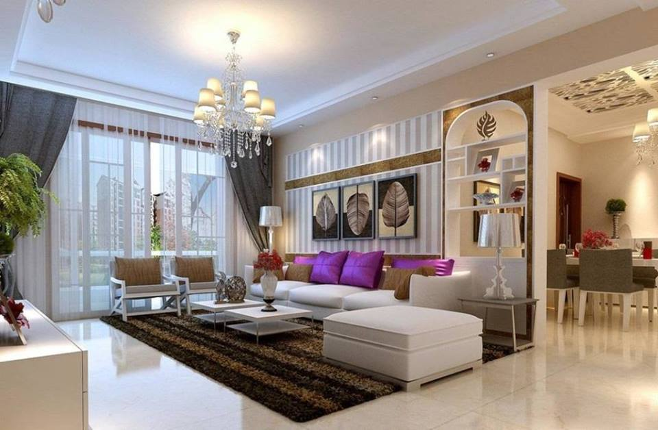 Sophisticated white living room designs ideas 2016 in for Sophisticated living room designs