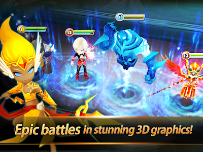 Summoners War Apk Mod Attacks
