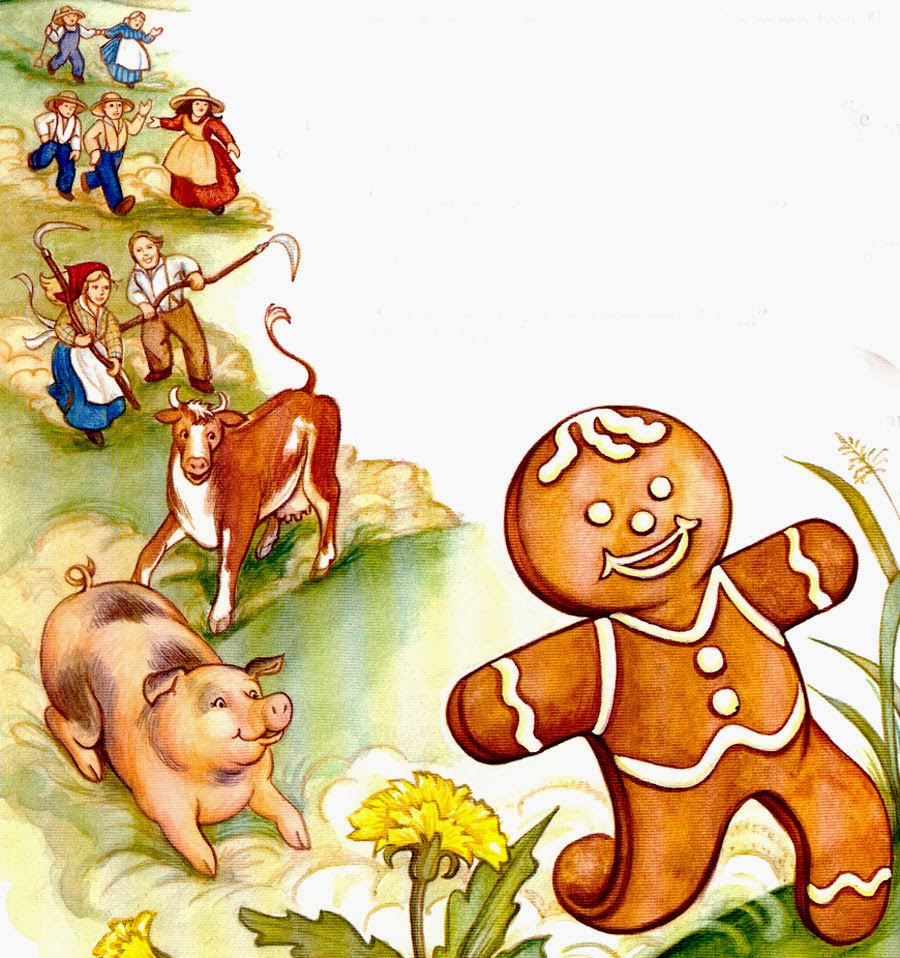 gingerbread boy story fairy tales for kids free clipart gingerbread man outline clipart gingerbread man