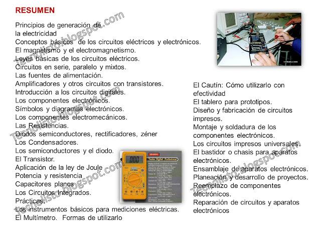 """""""Curso Electrónica Básica. Incluye 30 proyectos de Electrónica"""""""