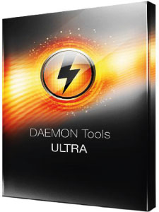 Download DAEMON Tools Ultra v.4.1.0.0492 + Serial