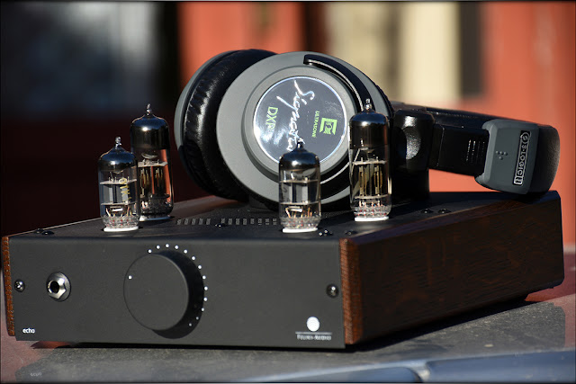 Feliks Echo Tube AMP Review Photos Audiophile Heaven Ultrasone Signature DXP