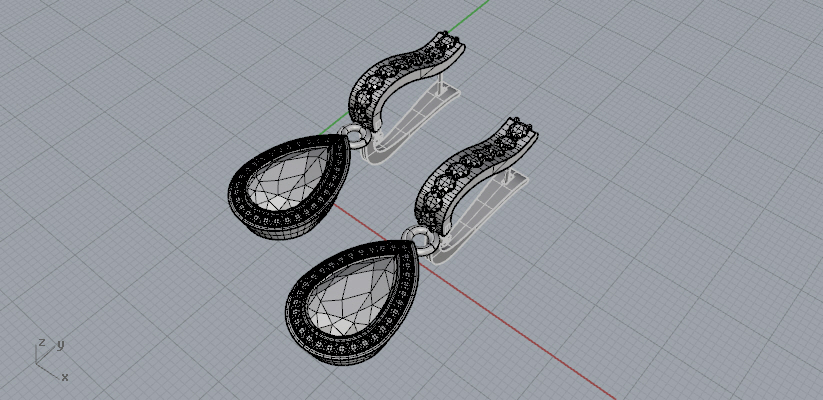 SDI: Where Creativity Meets Excellence : 3D Modeling in Jewelry Industry