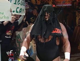 WWE / WWF Royal Rumble 2000 - Tazz debuted against Kurt Angle