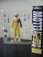 SH Figuarts Deka Yellow Dekaranger Super Sentai Bandai Tamashii Nations