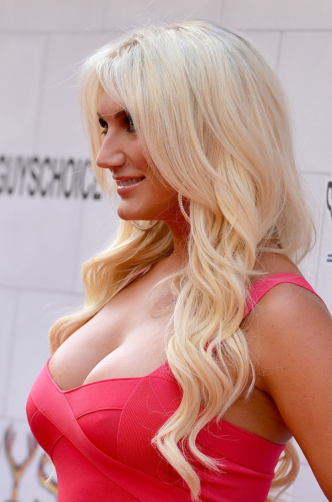 Brooke Hogan Very Hot Stills at Spike TV's 6th Annual Guys Choice Awards ~ world actress photos ...