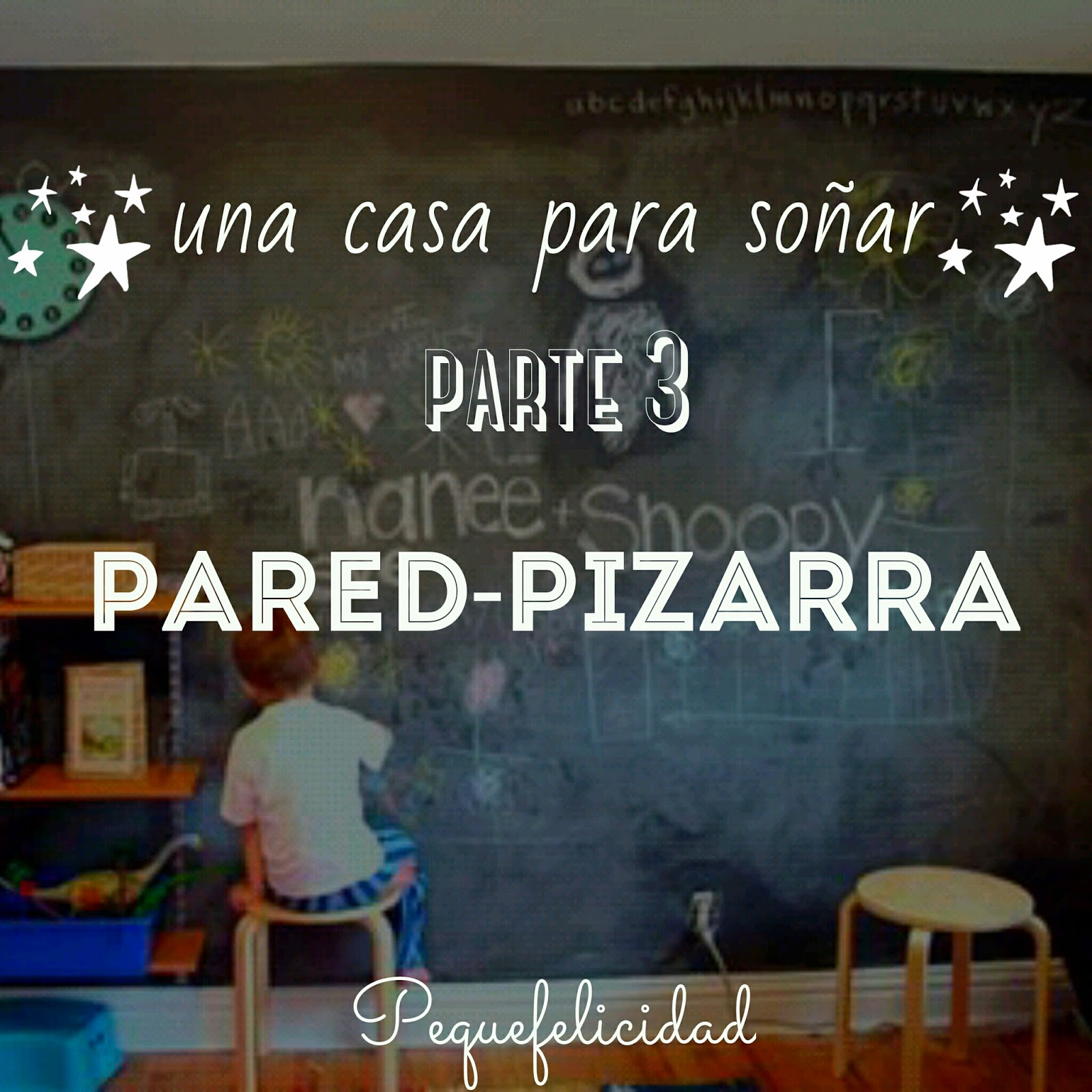 paredes pizarra - Pared De Pizarra