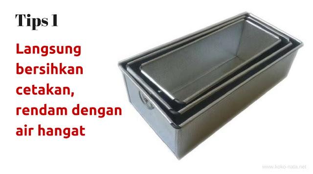 Tips 1 Merawat Cetakan Roti Agar Aman dan Tahan Lama