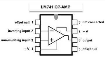 Faca Voce Mesmo Sensor De Proximidade likewise Integrated Circuit Diagram moreover Soft Button Type Motor Direction Controller Circuit in addition 1343114 also What Is Offset Null In Ic 741. on datasheet of op amp ic 741