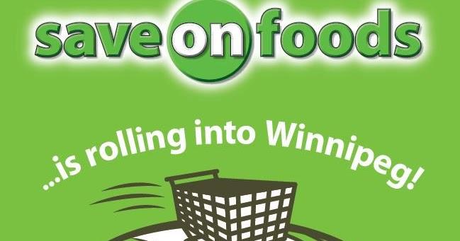 Save On Foods Winnipeg Biggest
