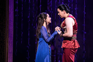 Have you read The King and I national tour review by the Joyous Living?