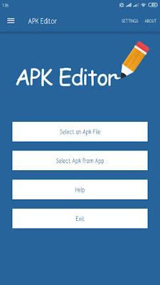 Download Aplikasi APK Editor v1.8.15 Gratis