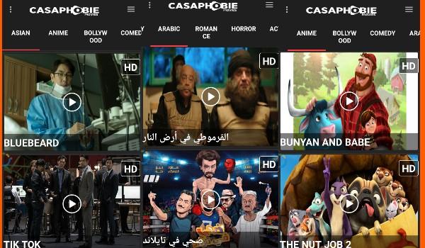 casaphobie app