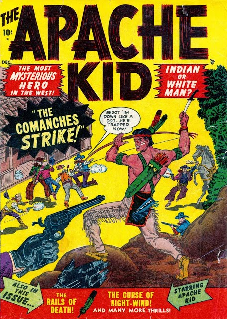 Apache Kid #01[#53] – #19 [Complete collection] Marvel