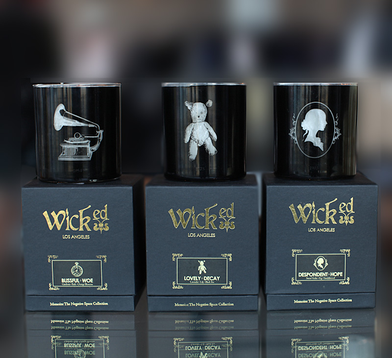 Wick[ed] Candles
