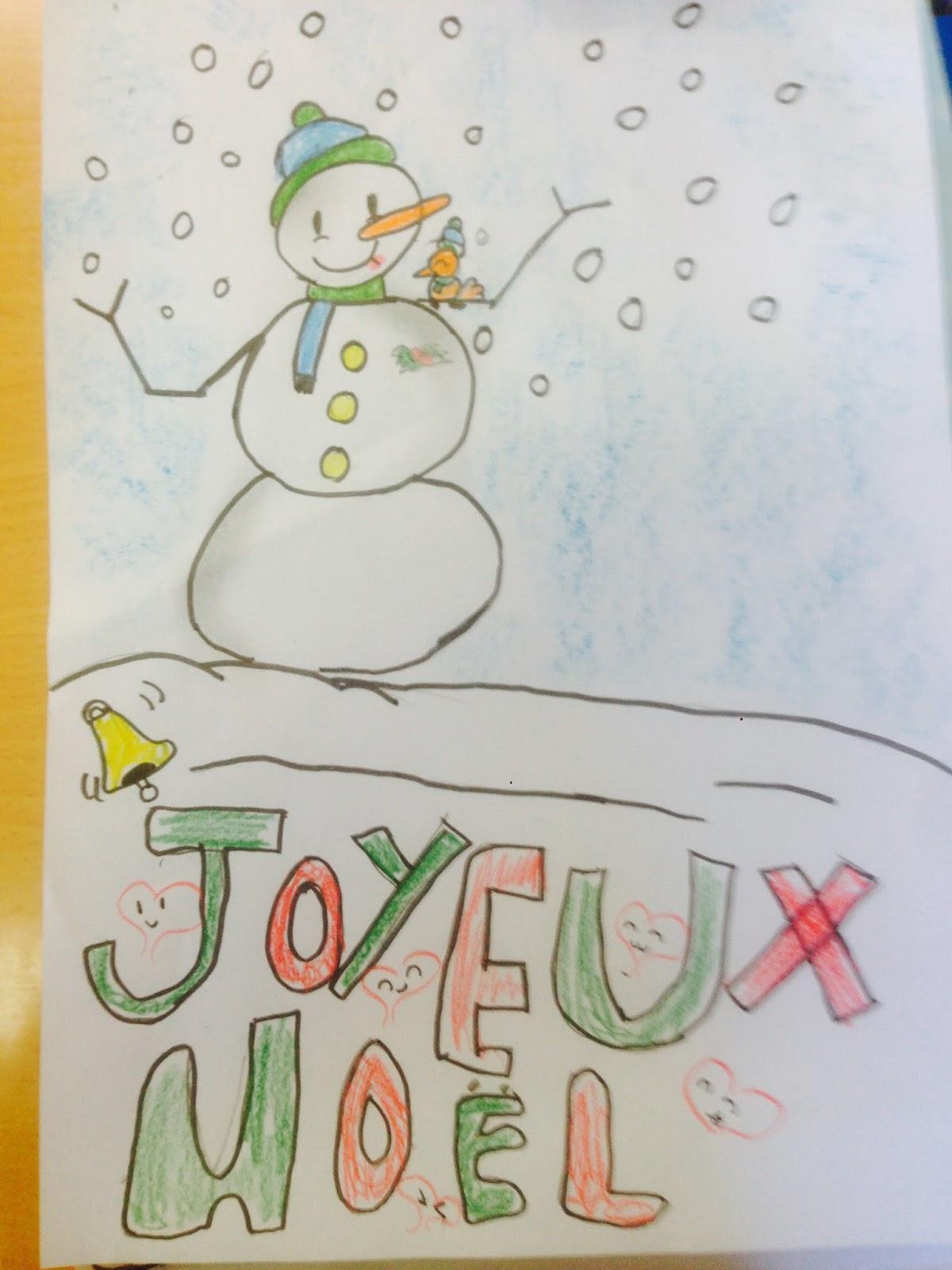 Francés en mi cole: Joyeux Noël