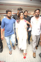 Samantha Ruth Prabhu Smiling Beauty in White Dress Launches VCare Clinic 15 June 2017 089.JPG