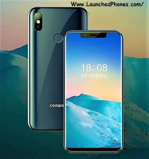 This telephone is launched alongside the proficient specs in addition to features inwards a budget category CoolPad M3 Launched every bit the best budget telephone