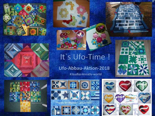 UFO-Abbau-Aktion-2018- Zeigetag- jeden letzten Donnerstag im Monat