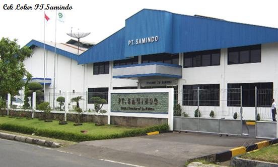 Loker kawasan Industri PT Samindo Electronics Lippo Cikarang