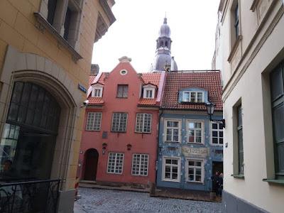 riga medieval