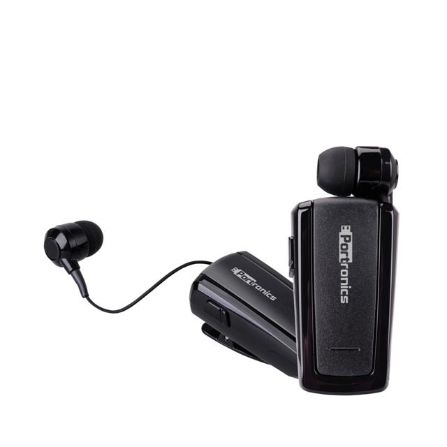 "Portronics Launches ""Harmonics 101""-India's First Retractable Bluetooth Mono Headset"