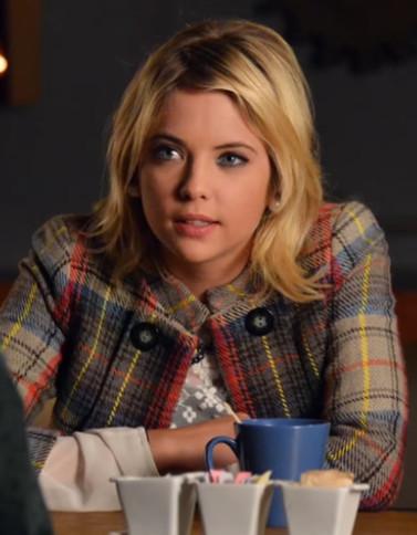 Ashley Benson, Hanna Marin on Pretty Little Liars, Had Horrible Hair on PLL Season 3