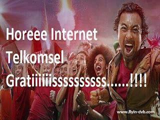 Trik Internet Gratis Telkomsel Untuk PC