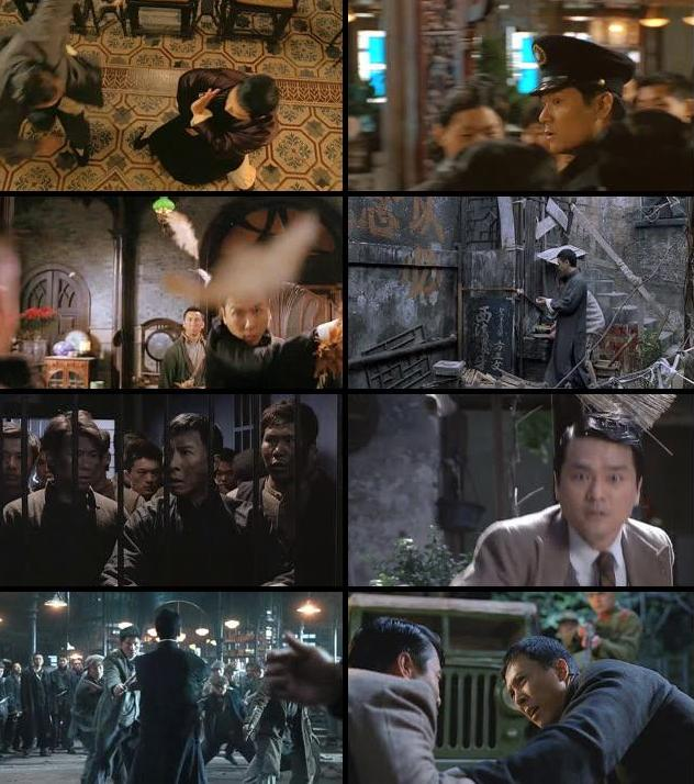 IP Man 2008 Dual Audio Hindi 480p BRRip