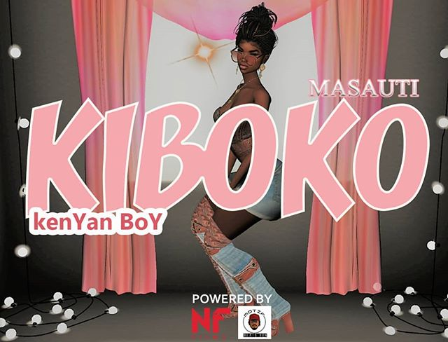 Masauti Ft. Khaligraph Jones - Kiboko (Remix)