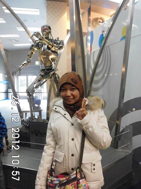 Suasana di Universal Studio Japan (USJ)