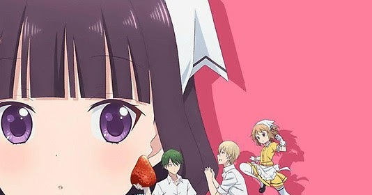 Hsmedianerd Book Anime And Movie Reviews Anime Review Blend S