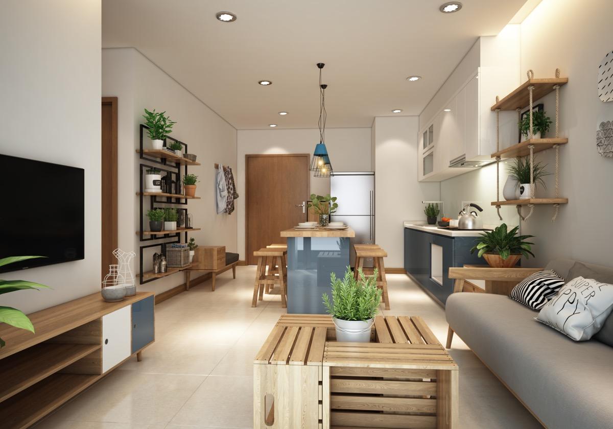Inspirasi Menarik Desain Interior Gaya Asia Skandinavia Rumahku Unik