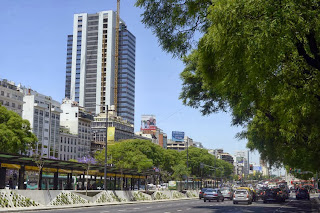BELGRANO OFFICE Vista avenida Julio CLAIMA20131203 0204 14 712174
