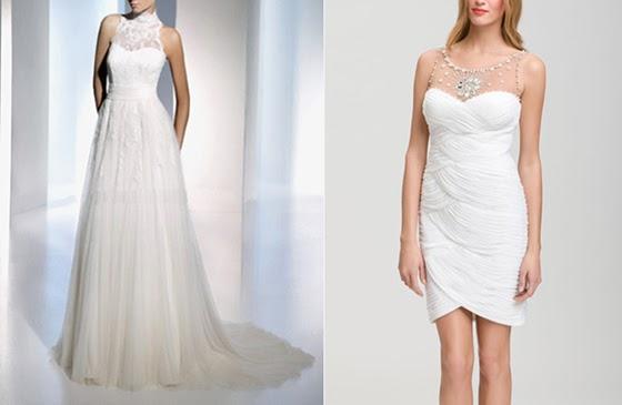 Bridal Gown Milora Unique Wedding Gown Simple Wedding: It's Good To Be Queen: 2 Unique & Simple-Designed Garden
