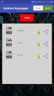 Android Keylogger No Keyboard Change PreActivated Keylogger 2019