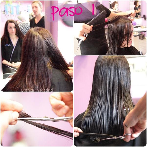 Corte De Pelo Recto Mujer Paso A Paso Buscar Peinados