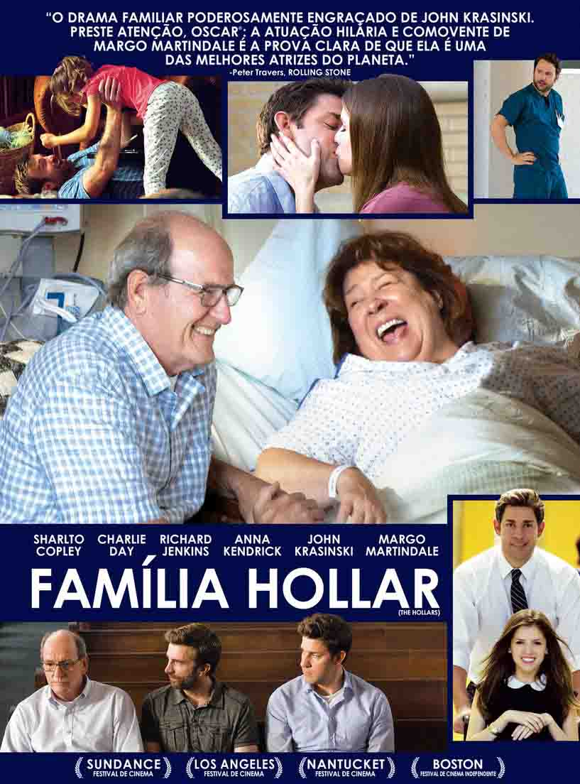 Família Hollars Torrent – BluRay 720p e 1080p Dublado 2017
