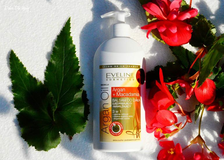 Argan Oil Balsam do ciała Ujędrniająco-Nawilżający 3w1 Argan i Macadamia recenzja