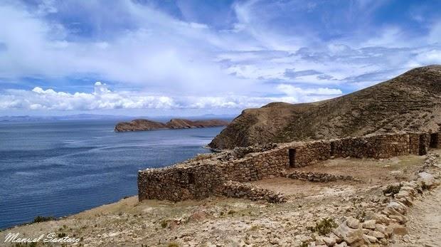 Isla del Sol, area nord, complesso labirintico di Chincana