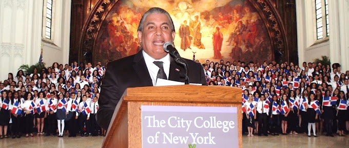 Castillo resalta ejemplo de excelencia académica, abnegación y entrega de estudiantes dominicanos