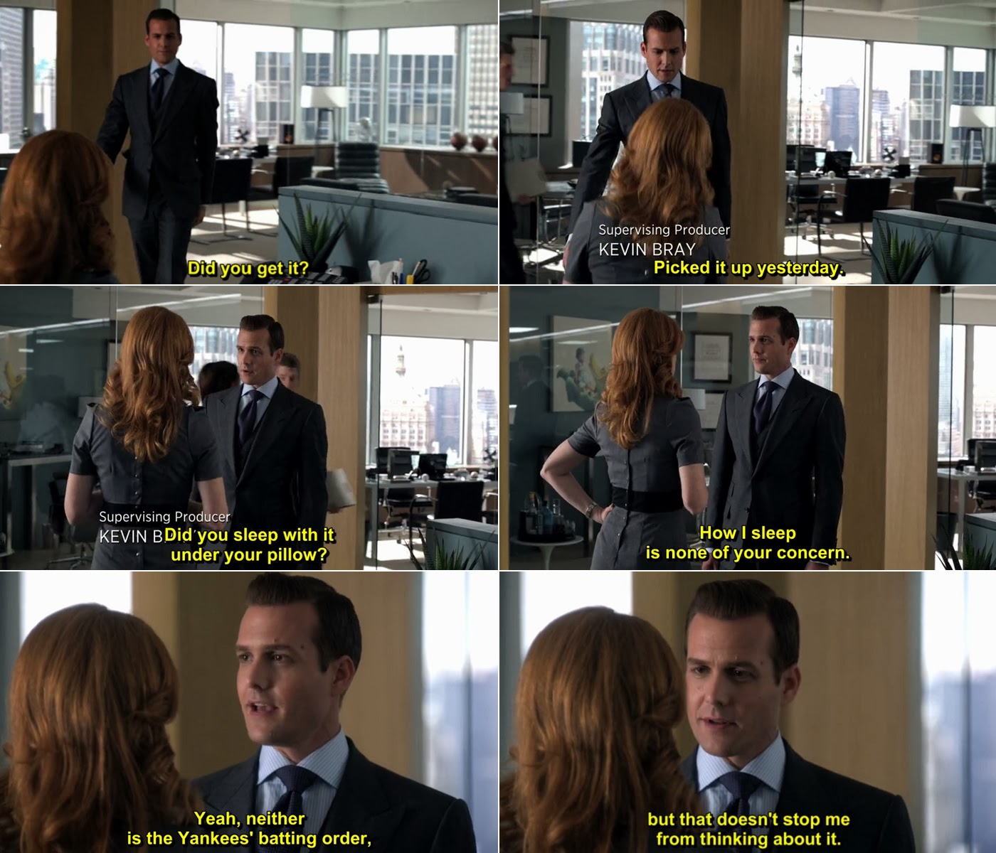 Download Suits Quotes Donna