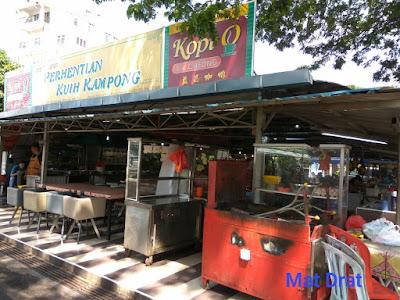 Tempat Makan Best Sedap Melaka Asam Pedas Pak Man Perhentian Kampung