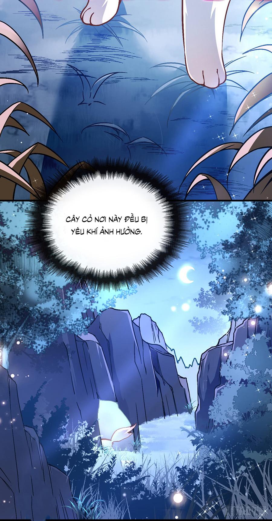 Vương phi thật uy vũ chap 43 - Trang 5